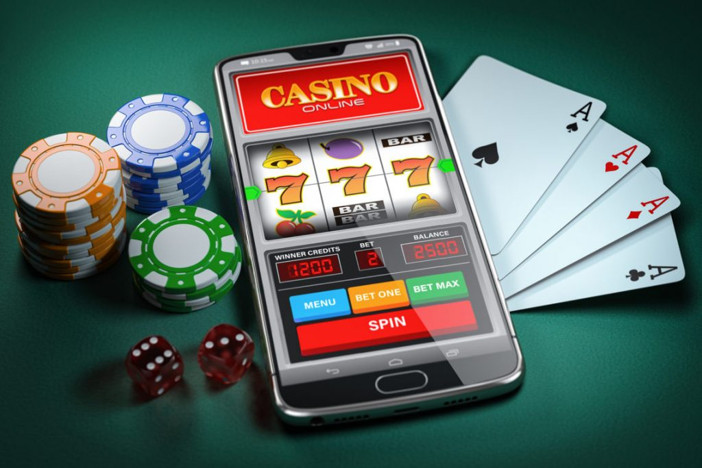 Making money with online casinos